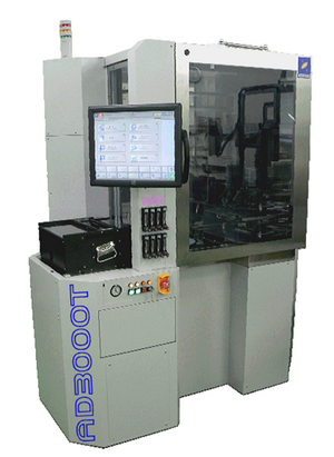 Fully or Semi Auto up to 300mm Wafer Dicing Machine with smallest footprint by AD2000T/S, AD3000T/S or SS10 / SS20 / SS30