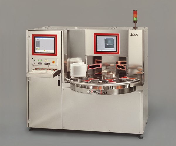"Laser Marking and Wafer Sorting System IL 2000 (2"" to 200 mm)"