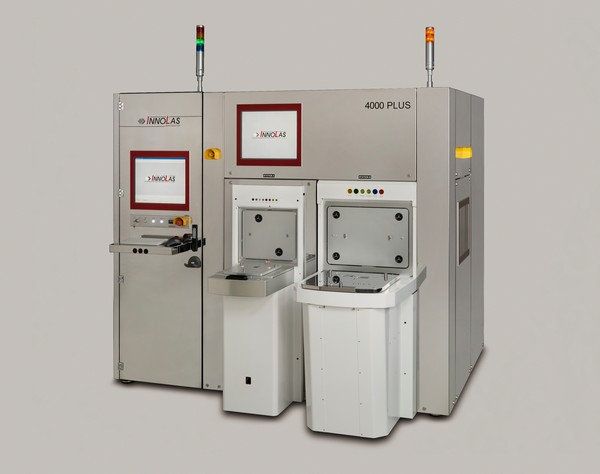 Laser Marking and Wafer Sorting System IL 4000 (300 / 450mm)