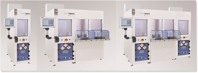 Single wafer equipment