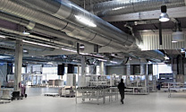 Design of optimal work environments for high-tech enterprises with superior quality standards.